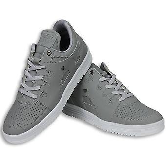 Shoes - Sneaker Low - States Grey White - Grey