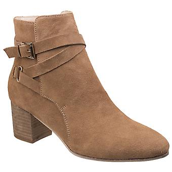 Divaz Womens Arianna Ankle Boot With Heels