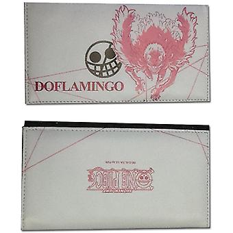 Wallet - One Piece - New Domflamingo Toys Licensed ge80278