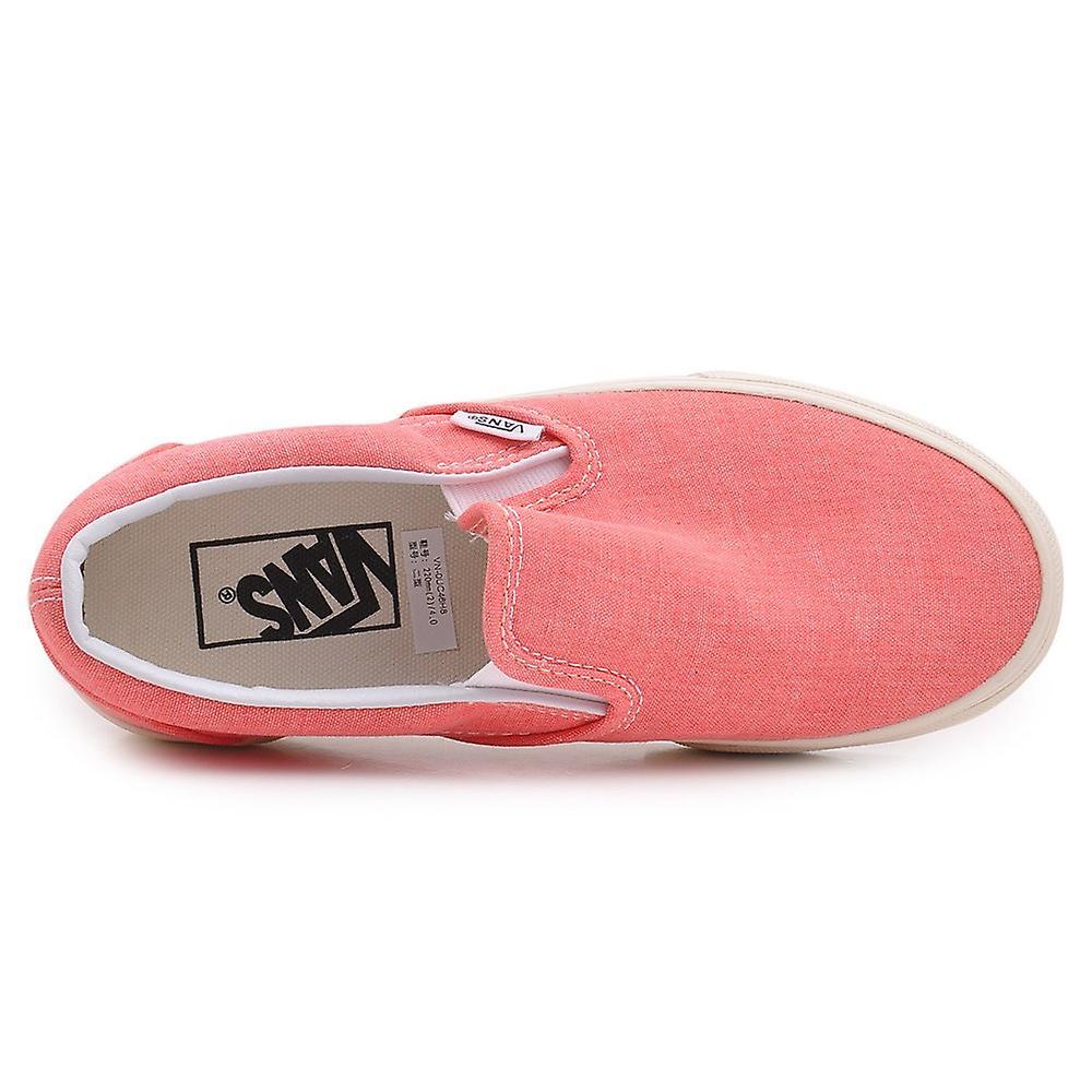 Vans Classic Slipon Vn0uc46h8 Universal All Year Women Shoes