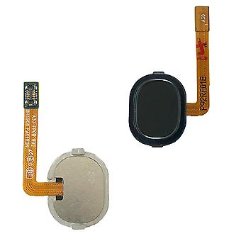 Fingerprint Sensor für Samsung Galaxy A20E Schwarz Reparatur Flexkabel Ersatzteil