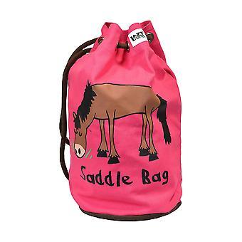 LazyOne Saddle Tote Bag
