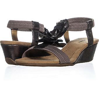 Alfani Womens Valensia Open Toe Casual Platform Sandals