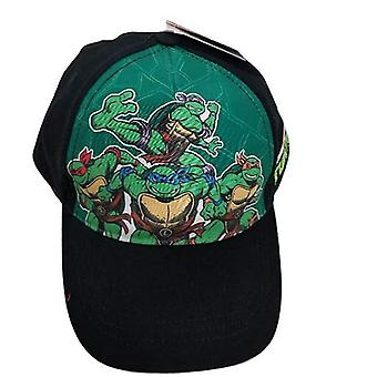 Baseball-Cap - Teenage Mutant Ninja Turtles - TMNT Green Kids/Boys 383807