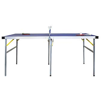 Charles Bentley Junior 1/2 Folding Table de tennis de table 5ft Équipement inclus