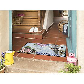 Salonloewe dörrmatta pendulina 50 x 75 cm tvättbar smuts matta