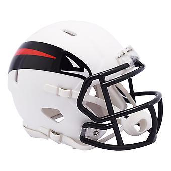 Riddell Speed Mini jalka pallo kypärä-NFL-vahvistin Atlanta Falcons