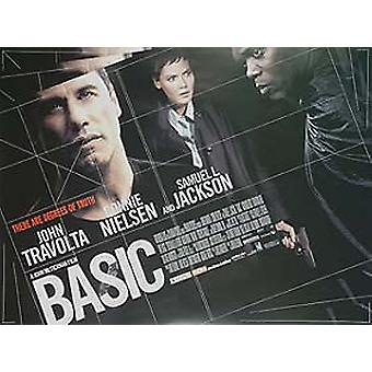 Basic (Double Sided) Original Cinema Poster