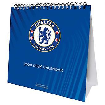 Chelsea Desktop Calendar 2020
