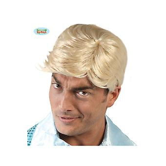 Wigs Men Man wig blonde Sergio