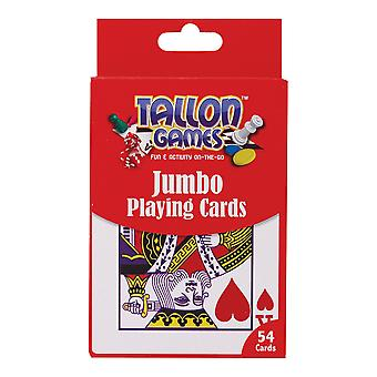 Christmas Shop Jumbo Playing Cards