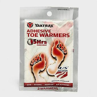 New Yaktrax Foot Warmers White