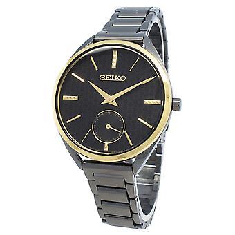 Seiko SRKZ49P SRKZ49P1 SRKZ49 Edición Especial Cuarzo Mujeres's Reloj