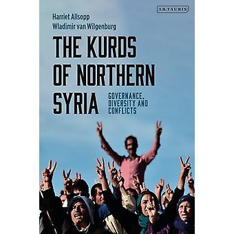 Koerden in het noorden van Syrië door Harriet Wladimir van Allsop