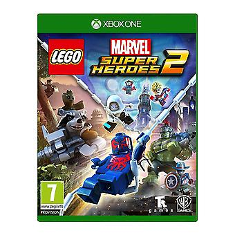 Lego Marvel Superheroes 2 Xbox One Game