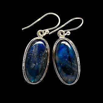 Labradorite Earrings 1 1/2