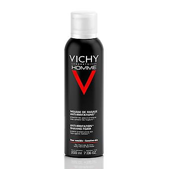 Vichy Homme Rasierschaum Sensitive Haut 200ml
