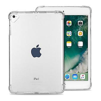 iPad mini 5 (2019) -kotelolle, TPU Full Edge Paksut kulmat Iskunkestävä takakansi