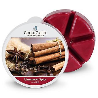 Goose Creek Wax Melts - Cinnamon Spice