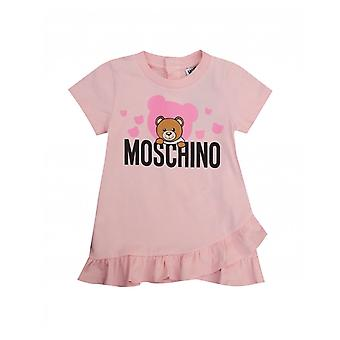 Moschino Frillled Asymetric Toy Dress