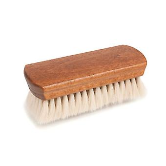Buffing Brush Natural Goats Hair for polishing shoes and boots