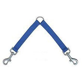 Freedog Blue Duo Nylon handvat voor uw huisdier (honden halsbanden, Leads en harnassen, Leads)