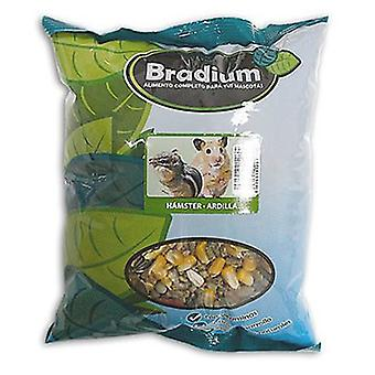 Bradium Bradium Hamster And Squirrel 710 Gr (Small pets , Dry Food and Mixtures)