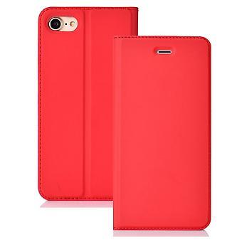 Tunn plånbok för iPhone 8