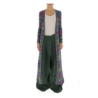 Jacquemus 193kn1919386651 Women's Multicolor Wool Cardigan