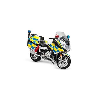 Maisto Motor 1:18 BMW R 1200 RT Police White