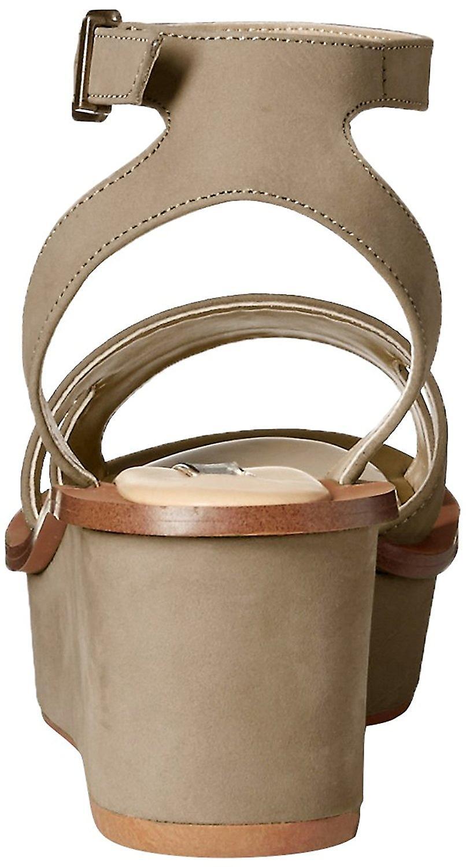 kensie dame skuffe åben tå afslappet Slingback sandaler