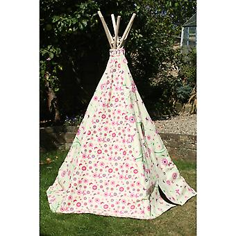 Garden Games: Flower & Butterfly Wigwam