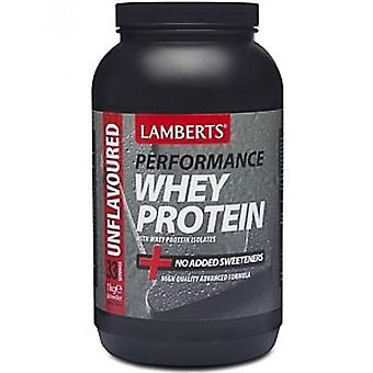 Lamberts Whey Protein Whey Protein Isolate plus Magnesium