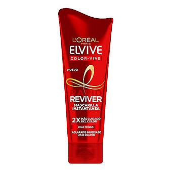 Mask for Coloured Hair Elvive Rapid Reviver L'Oreal Make Up (180 ml)