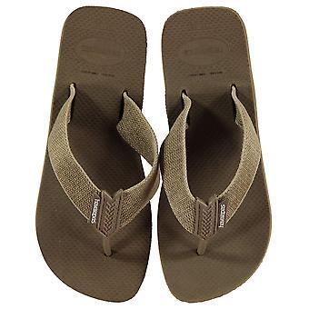 Havaianas mens stedelijke Basic flip flops zomerzwembad strand schoenen