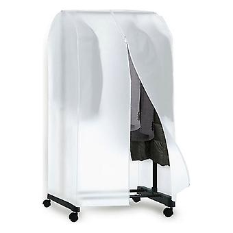 Coat Rack Cover Confortime Hvid (95 X 50 x 160 cm)