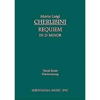 Requiem in D minor Vocal score by Cherubini & Luigi