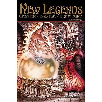 New Legends Caster Castle Creature  Caster Edition by Adjectives & Visual