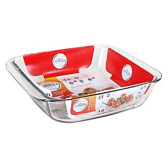 Baking tray Duralex 3,8 L Crystal