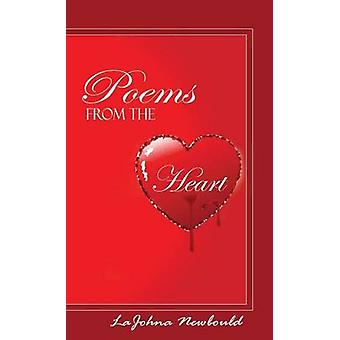 Poems from the Heart by Newbould & Lajohna