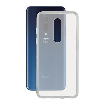 Mobildeksel One Plus 7 Pro KSIX Flex Transparent