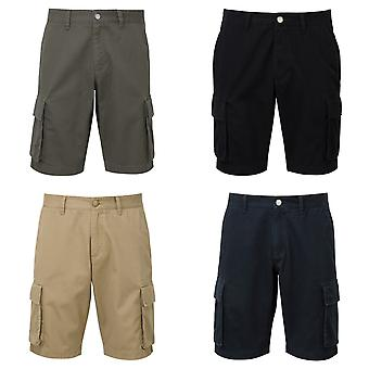 Asquith & Fox Mens Cargo Shorts