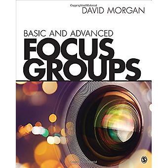Grupos de enfoque básicos y avanzados de David L. Morgan - 9781506327112 Bo
