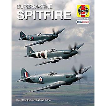 Supermarine Spitfire (Icon) - 1936 onwards (all marks) by Blackah Pric