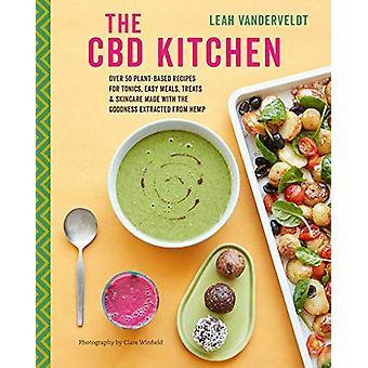 CBD Keittiö - Yli 50 Kasvi-pohjainen reseptit Tonics - Easy Meals