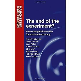 The end of the experiment? (Manchester Capitalism)
