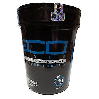 Eco Styler Professional Styling Gel Super Protein Max Hold 32oz