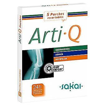 Sakai Arti-Q Patch 5 ordre.
