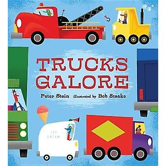 Trucks Galore by Peter Stein - 9780763689780 Book