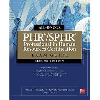 PHR/SPHR Professional in Human Resources Certification All-in-One Exa